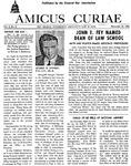 Amicus Curiae, November 13, 1953
