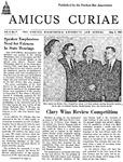 Amicus Curiae, May 4, 1954
