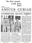 Amicus Curiae, November 10, 1954