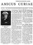 Amicus Curiae, January 17, 1956