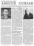 Amicus Curiae, April 19, 1956