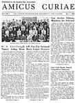 Amicus Curiae, November 1, 1956