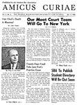 Amicus Curiae, December 3, 1956