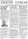 Amicus Curiae, January 18, 1957