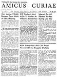 Amicus Curiae, February 26, 1957