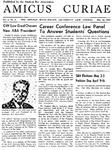 Amicus Curiae, March 26, 1957