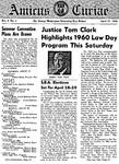Amicus Curiae, April 27, 1960