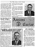 Amicus Curiae, October 1961