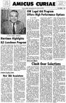 Amicus Curiae, October 1967