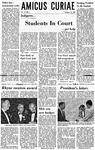 Amicus Curiae, October 14, 1968