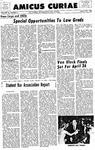 Amicus Curiae, March 29, 1968