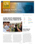 Clinical Perspectives: Summer 2012