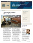 Clinical Perspectives: Fall 2013 by The Jacob Burns Community Legal Clinics