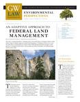Environmental Perspectives: Fall 2009 by Environmental Law Program
