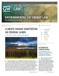 Environmental and Energy Law Perspectives: Fall 2012