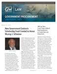Government Procurement Law Perspectives: Winter 2013