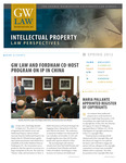 Intellectual Property Perspectives: Spring 2012