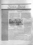 Nota Bene, September 9, 1996