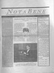 Nota Bene, September 23, 1996
