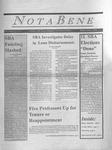 Nota Bene, October 7, 1996