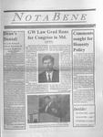 Nota Bene, November 4, 1996