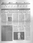Nota Bene, March 3, 1997
