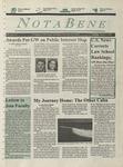 Nota Bene, March 17, 1997