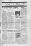 Nota Bene, January 20, 1998