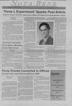 Nota Bene, October 12, 1998