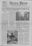 Nota Bene, August 30, 1999