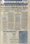 Nota Bene, February 16, 1999