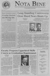 Nota Bene, March 8, 2000