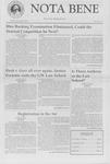 Nota Bene, November 6, 2001