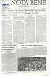Nota Bene, April 18, 2001