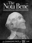 Nota Bene, April, 2013