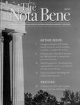 Nota Bene, April, 2014