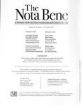 Nota Bene, November, 2014