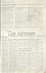 The Advocate, November 17, 1969