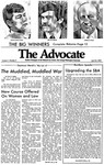 The Advocate, April 27, 1970