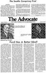 The Advocate, October 26, 1970