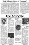 The Advocate, April 26, 1971