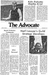 The Advocate, September 27, 1971