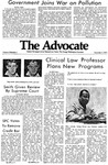 The Advocate, November 1, 1971