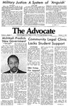 The Advocate, February 7, 1972