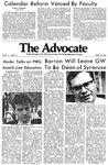 The Advocate, March 13, 1972
