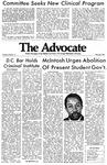 The Advocate, March 22, 1972