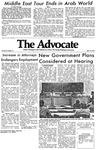 The Advocate, April 10, 1972