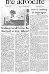 The Advocate, September 5, 1972