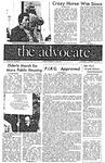 The Advocate, November 15, 1972