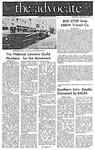 The Advocate, December 6, 1972